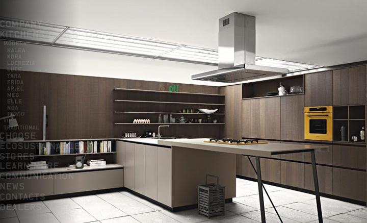 Xu hướng thiết kế nhà bếp 2017 theo nội thất bếp Cesar 2