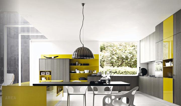 Xu hướng thiết kế nhà bếp 2017 theo nội thất bếp Cesar 6
