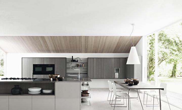 Xu hướng thiết kế nhà bếp 2017 theo nội thất bếp Cesar 4