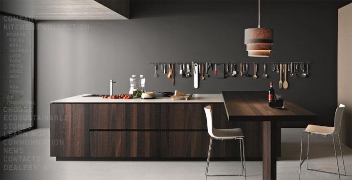 Xu hướng thiết kế nhà bếp 2017 theo nội thất bếp Cesar 7