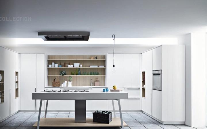 Xu hướng thiết kế nhà bếp 2017 theo nội thất bếp Cesar 8