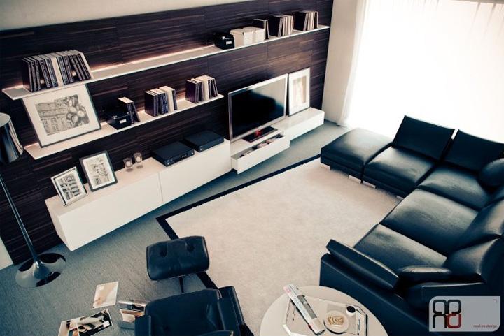 3 xu hướng thiết kế phòng khách hiện đại đang được yêu thích 11
