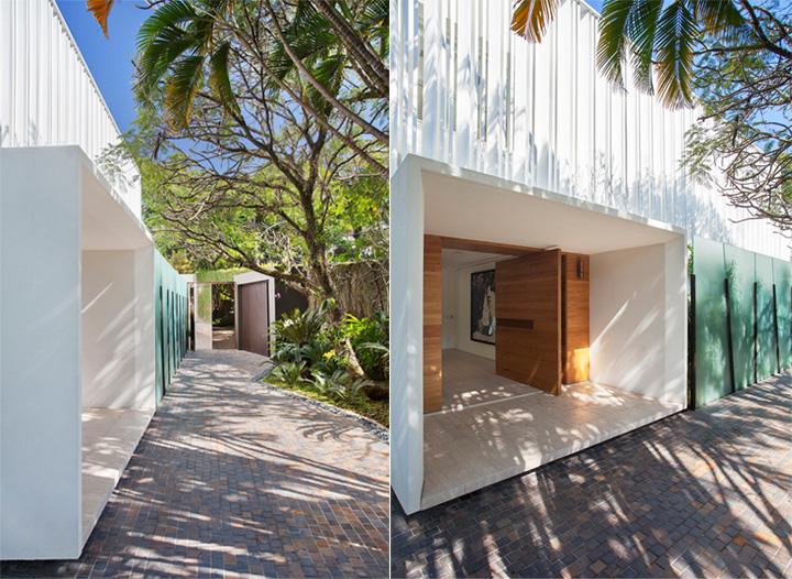 Brise House - Mẫu biệt thự 2 tầng hiện đại tông màu sáng 2