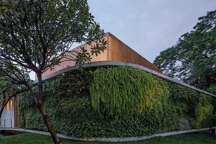 Aigai Spa - spa đẹp ngập tràn không gian xanh mát 5