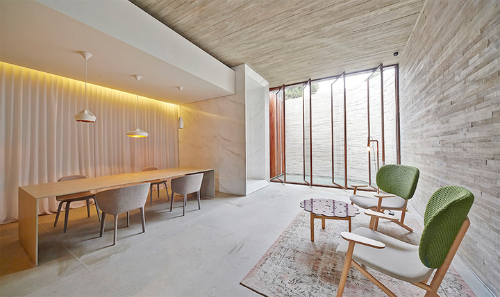 Aigai Spa - spa đẹp ngập tràn không gian xanh mát 8