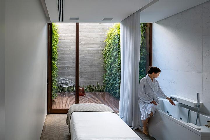 Aigai Spa - spa đẹp ngập tràn không gian xanh mát 15