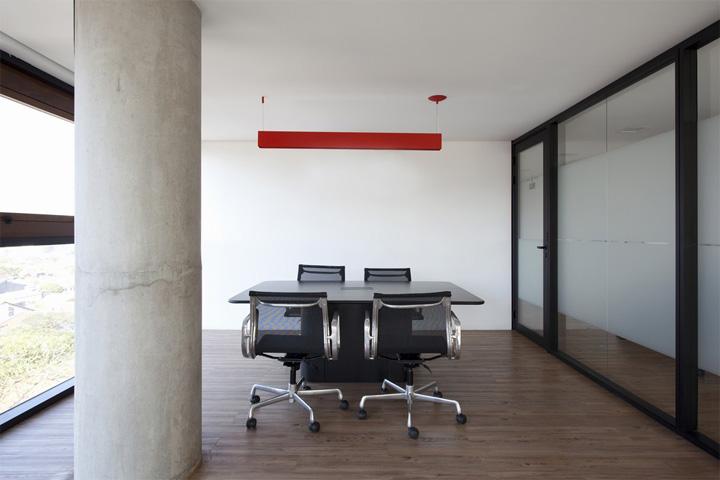 Santa Clara - Mẫu văn phòng công ty quảng cáo đơn giản 3