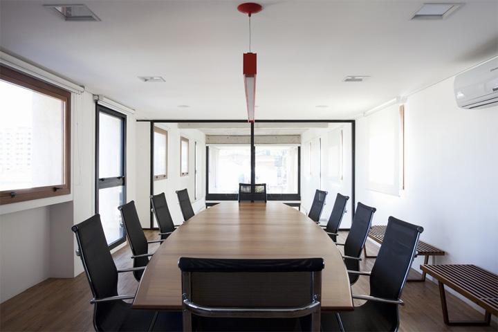 Santa Clara - Mẫu văn phòng công ty quảng cáo đơn giản 6