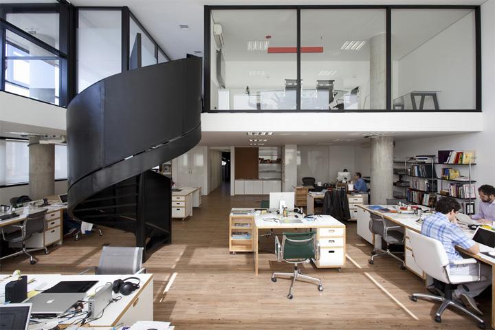 Santa Clara - Mẫu văn phòng công ty quảng cáo đơn giản 2