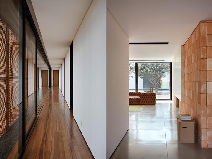 BT House - Ngôi nhà hình hộp kết hợp thiết kế lam gỗ che nắng 11