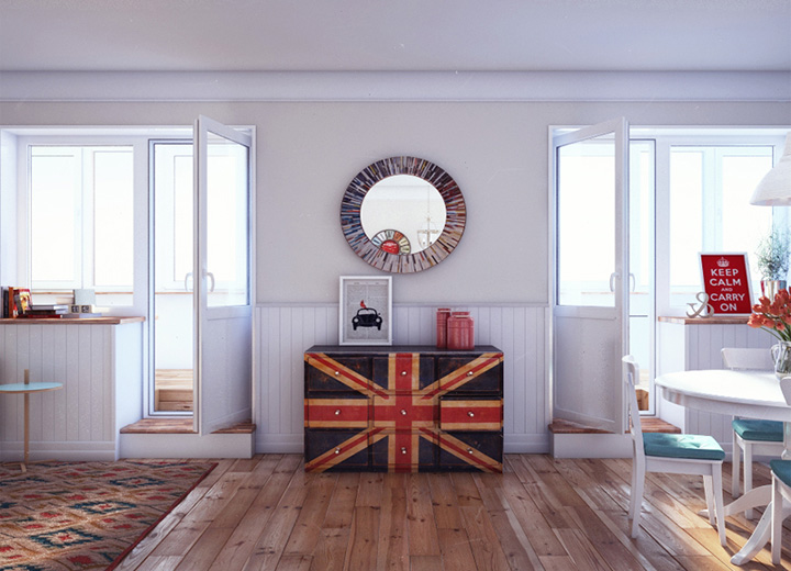 5 phong cách thiết kế căn hộ nhỏ có diện tích dưới 40 m2 21