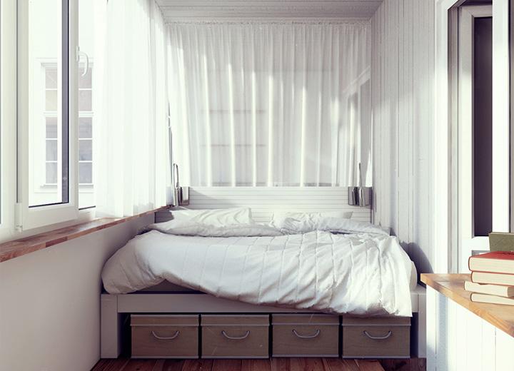 5 phong cách thiết kế căn hộ nhỏ có diện tích dưới 40 m2 23