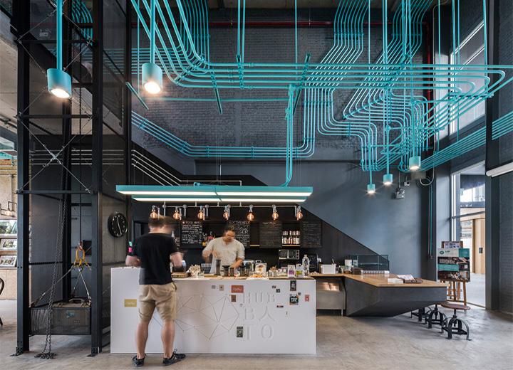Hubbato - Thiết kế không gian làm việc chung vô cùng lý tưởng 1