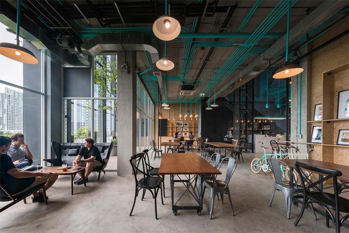 Hubbato - Thiết kế không gian làm việc chung vô cùng lý tưởng 5