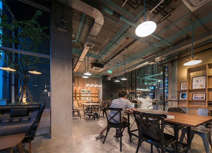 Hubbato - Thiết kế không gian làm việc chung vô cùng lý tưởng 8
