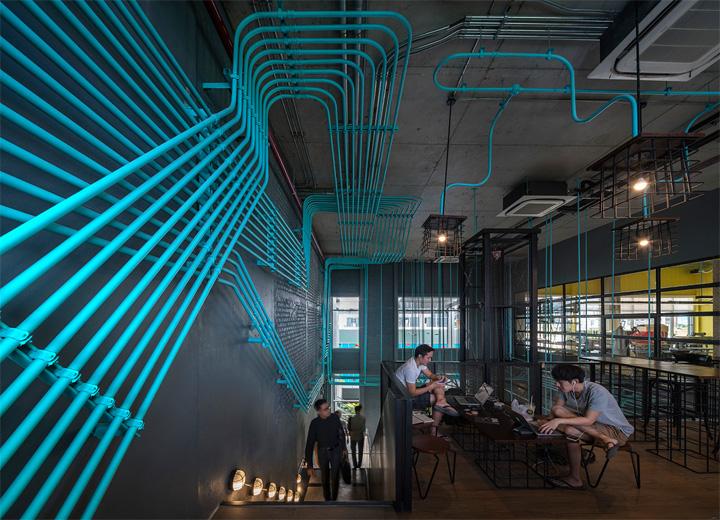 Hubbato - Thiết kế không gian làm việc chung vô cùng lý tưởng 10