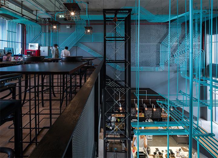 Hubbato - Thiết kế không gian làm việc chung vô cùng lý tưởng 11