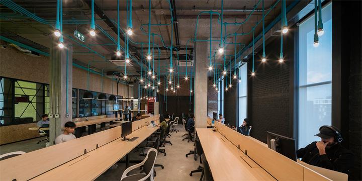 Hubbato - Thiết kế không gian làm việc chung vô cùng lý tưởng 12