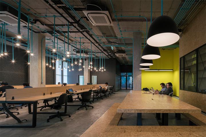 Hubbato - Thiết kế không gian làm việc chung vô cùng lý tưởng 13