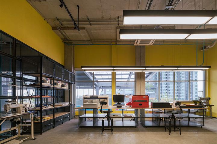 Hubbato - Thiết kế không gian làm việc chung vô cùng lý tưởng 14