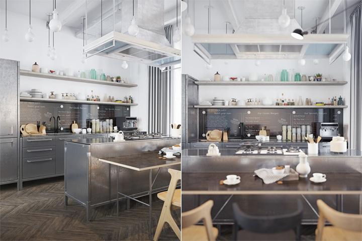 Nét tinh tế với căn hộ mang phong cách thiết kế Scandinavian 6