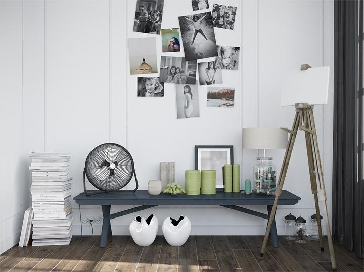 Nét tinh tế với căn hộ mang phong cách thiết kế Scandinavian 8
