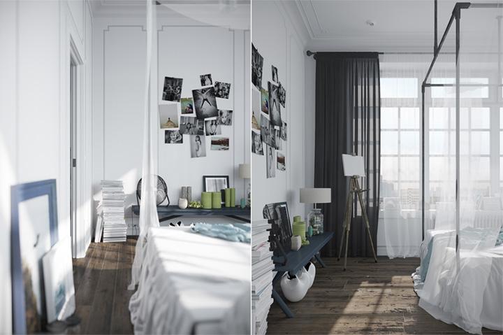Nét tinh tế với căn hộ mang phong cách thiết kế Scandinavian 9