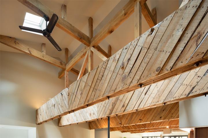 Thiết kế cải tạo nhà cũ từ một trung tâm geisha ở Kinosaki 2