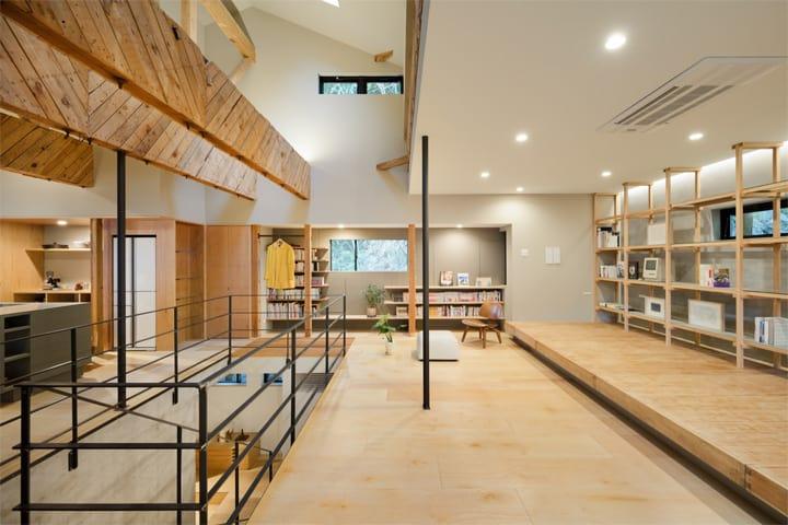 Thiết kế cải tạo nhà cũ từ một trung tâm geisha ở Kinosaki 6