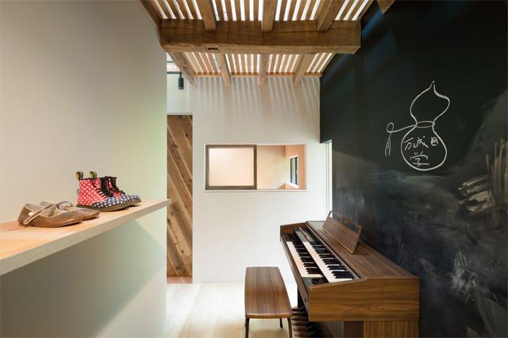 Thiết kế cải tạo nhà cũ từ một trung tâm geisha ở Kinosaki 15