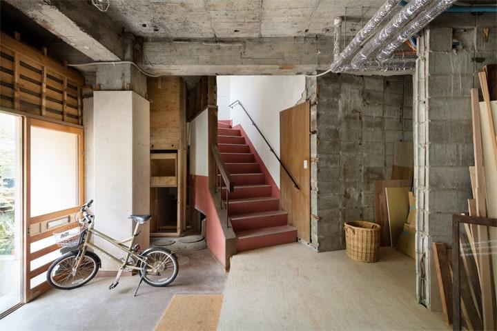 Thiết kế cải tạo nhà cũ từ một trung tâm geisha ở Kinosaki 21