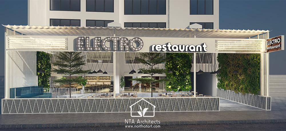 Electro Restaurant - Nhà hàng hải sản theo xu hướng mới 1