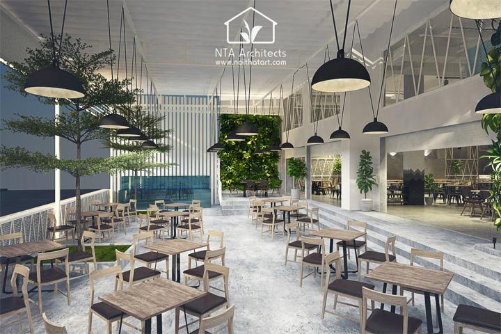 Electro Restaurant - Nhà hàng hải sản theo xu hướng mới 2