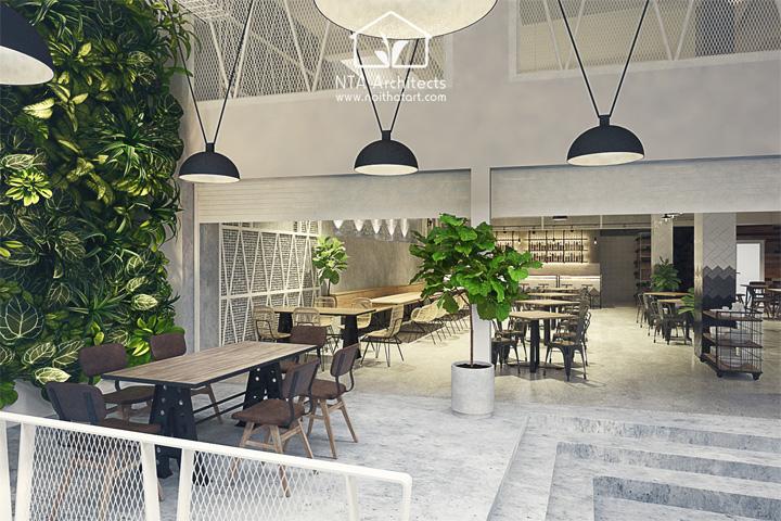 Electro Restaurant - Nhà hàng hải sản theo xu hướng mới 3