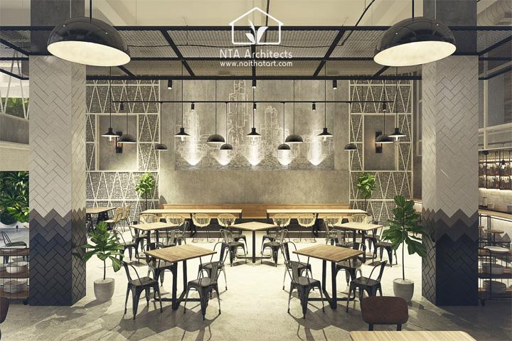 Electro Restaurant - Nhà hàng hải sản theo xu hướng mới 4