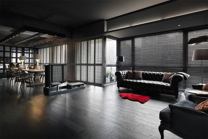 Từ cách bài trí đồ đạc đến thiết kế nội thất nên thể hiện sự ấm áp đáng có dành cho các cặp đôi