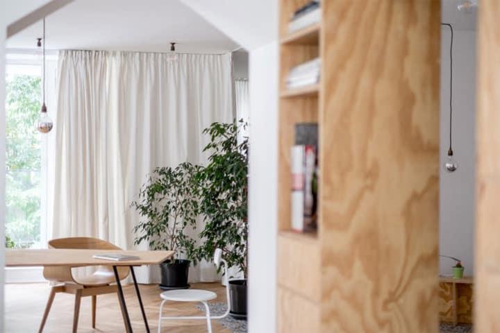 Cải tạo căn hộ thành văn phòng làm việc nhỏ xinh ở Bulgaria 8