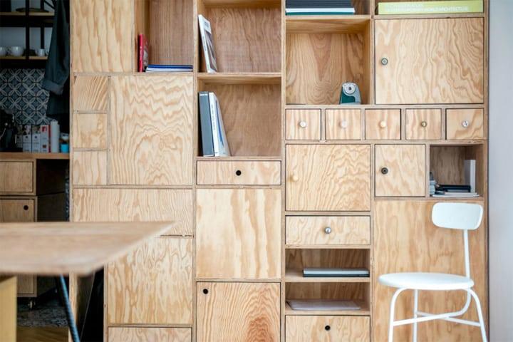 Cải tạo căn hộ thành văn phòng làm việc nhỏ xinh ở Bulgaria 10