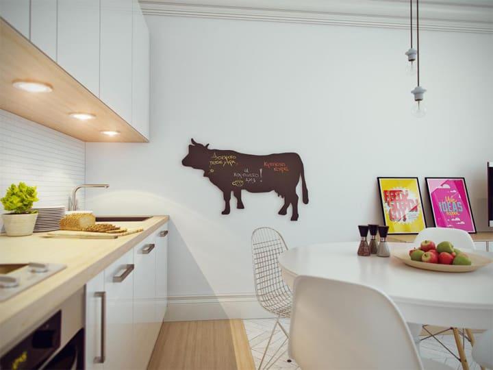 4 mẫu thiết kế nội thất căn hộ nhỏ xinh theo xu hướng mới 7
