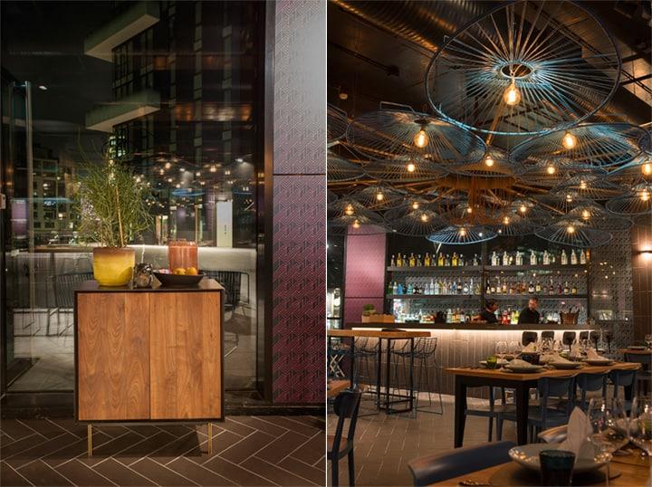 Bésame Mucho - Mẫu thiết kế nội thất nhà hàng ăn uống đẹp 3