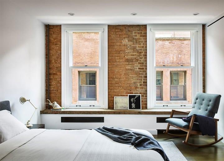 Thiết kế nội thất penthouse mang vẻ đẹp hoài cổ ở New York 8