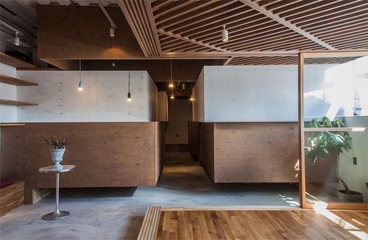Haspali Spa - Thiết kế nội thất spa nhỏ phong cách mộc mạc 2