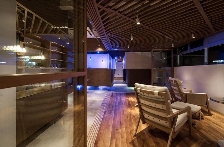 Haspali Spa - Thiết kế nội thất spa nhỏ phong cách mộc mạc 8