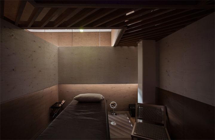 Haspali Spa - Thiết kế nội thất spa nhỏ phong cách mộc mạc 9