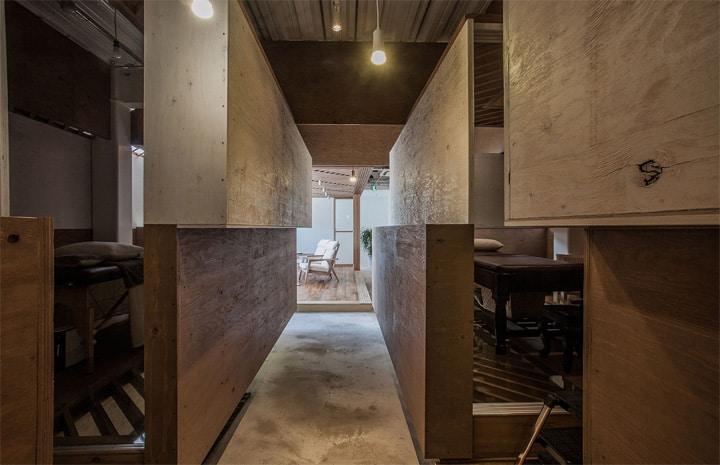 Haspali Spa - Thiết kế nội thất spa nhỏ phong cách mộc mạc 10