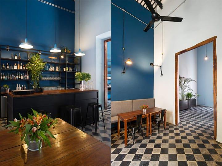 Cải tạo nhà hàng phong cách cổ từ công trình di tích lịch sử 5