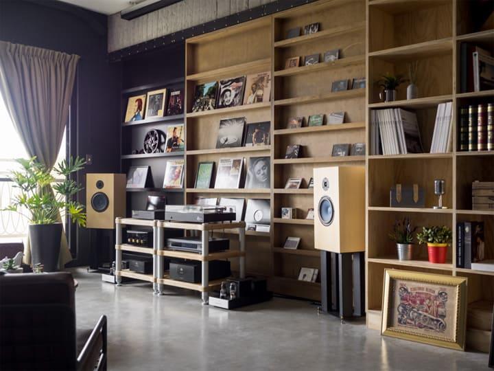 Mẫu thiết kế căn hộ loft đẹp dành cho mèo và chủ của chúng 5