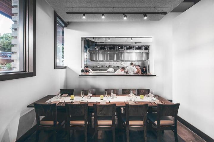 Copine - Mẫu nhà hàng độc đáo mang vẻ đẹp của vật liệu thô 6
