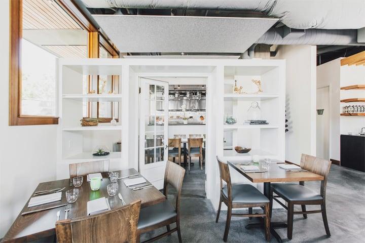 Copine - Mẫu nhà hàng độc đáo mang vẻ đẹp của vật liệu thô 7