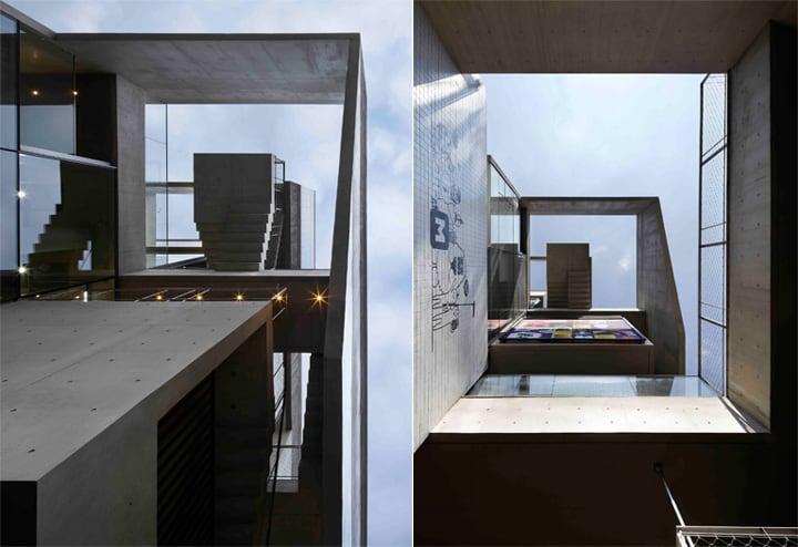 Nonhuyn Matryoshka - Thiết kế khu phức hợp thương mại ấn tượng 11